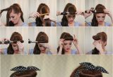 Easy to Do Pin Up Hairstyles Crazy Retro Hairstyle Tutorials