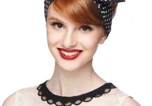 Easy to Do Pin Up Hairstyles Easy Pin Up Hairstyles