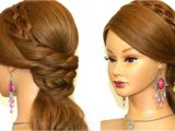 Easy to Do Prom Hairstyles for Long Hair 15 Best Ideas Of Long Hairstyles at Home