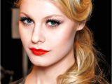 Easy to Do Vintage Hairstyles Simple Easy Vintage Hairstyles Capellistyle