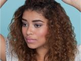 Easy to Handle Hairstyles 3 Easy Hairstyles for Curly Hair Perfect for Back to School