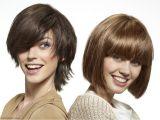 Easy to Handle Hairstyles Blunt Cut Bangs Hairstyles