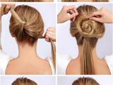 Easy to Make Hairstyles at Home Simple Hairstyles to Do at Home