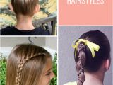 Easy to Make Hairstyles for Girls 6 Quick & Easy Hairstyles for Little Girls