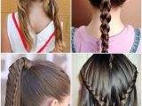 Easy to Make Hairstyles for Girls Easy Braided Hairstyles for Girls