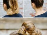 Easy to Make Hairstyles for Medium Hair 101 Easy Diy Hairstyles for Medium and Long Hair to Snatch