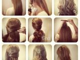 Easy to Make Hairstyles for School 3 Easy Ways Back to School Hairstyles Vpfashion
