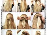 Easy to Make Hairstyles for School Beautiful Simple Hairstyles for School Look Cute In