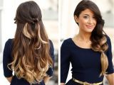 Easy Trendy Hairstyles for Long Hair 19 How to Style Long Hair In An Easy and Cute Way