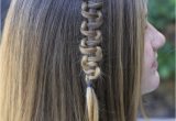 Easy Tween Hairstyles Teen Slide Up Braid St Patrick S Day Hairstyle