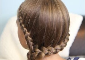 Easy Up Hairstyles for School Wedding Hairstyles for Short Hair