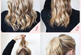 Easy Up Hairstyles for Work 15 Cute and Easy Ponytail Hairstyles Tutorials Popular