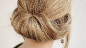 Easy Up Hairstyles for Work Easy Updo S that You Can Wear to Work Women Hairstyles