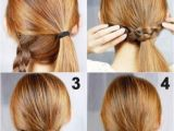 Easy Up Hairstyles to Do Yourself 101 Easy Diy Hairstyles for Medium and Long Hair to Snatch