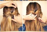 Easy Updo Hairstyles for Long Hair Step by Step 15 Cute Hairstyles Step by Step Hairstyles for Long Hair