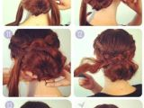 Easy Updo Hairstyles for Long Hair Step by Step the Dignified Simple Updo Hairstyle Tutorial