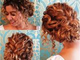 Easy Updo Hairstyles for Short Curly Hair Beautiful Easy Updo Hairstyles for Short Curly Hair – Uternity