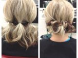 Easy Updo Hairstyles for Short Length Hair 21 Bobby Pin Hairstyles You Can Do In Minutes Good and Easy Tricks