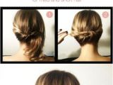 Easy Updo Hairstyles for Short Length Hair Short Stuff Hair Envy