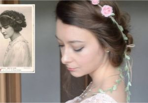Easy Victorian Hairstyles 5 Easy Victorian Inspired Vintage Hairstyles