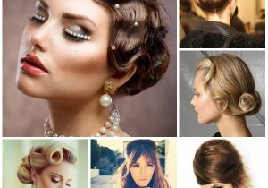 Easy Vintage Hairstyles for Medium Hair 2018 Vintage Hairstyles Ideas