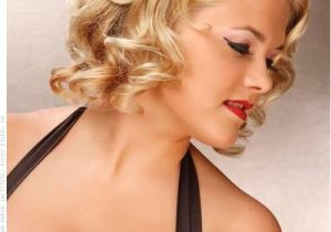 Easy Vintage Hairstyles for Medium Hair How to Get Stunning Medium Length Curly Hair for All Occasions