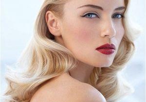 Easy Vintage Hairstyles Long Hair Women S Hairstyles Easy Wavy Vintage Hairstyles for