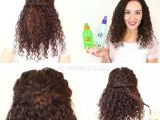 Easy Work Hairstyles for Curly Hair Easy Hairstyles for Long Curly Hair Work Hairstyles