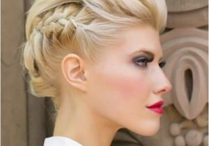 Edgy Wedding Hairstyles 50 Wedding Hairstyles for Short Hair
