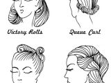 Elegant 1940s Hairstyles From Hair to there Get to Know these 1940 S Hairstyles