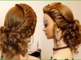 Elegant evening Hairstyles for Long Hair Prom Hairstyles Braid