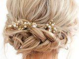 Elegant Hairstyles for Short Hair Updos 33 Amazing Prom Hairstyles for Short Hair 2019 Hair