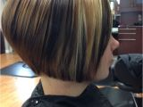 Elevated Bob Haircut High Back Bob Haircut