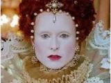 Elizabethan Era Hairstyles and Makeup 78 Best Elizabethan Hair Images