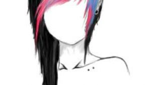Emo Hairstyles Drawing 109 Best Want This Hair Images