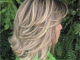 Everyday Classy Hairstyles 70 Brightest Medium Layered Haircuts to Light You Up