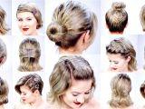 Everyday Easy Hairstyles for Medium Hair Dailymotion Easy Hairstyles Dailymotion In Urdu Bun Hairstyles for Short Hair