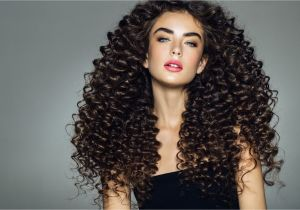 Everyday Hairstyles for Permed Hair Curly Perm 20 Curly Looks to Consider for Your First Perm