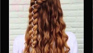 Everyday Hairstyles for Really Long Hair New Simple Hairstyles for Girls Luxury Winsome Easy Do It Yourself