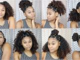 Everyday Hairstyles for Very Curly Hair Hairstyles 4 Curly Hair Curly Hairstyles Hairstylesforcurlyhair