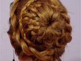 Fancy but Easy Hairstyles Braids & Hairstyles for Super Long Hair Fancy Braided Bun