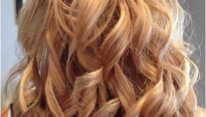 Fancy Hairstyles for Curly Hair 30 Best Half Up Curly Hairstyles