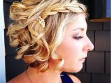 Fancy Hairstyles for Short Curly Hair 2018 Prom Hairstyles for Dazzling Women 12 Best Prom