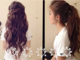 Fast and Easy Updo Hairstyles Back to School Fast and Easy Hairstyles