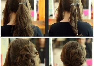 Fast and Easy Updo Hairstyles top Of Quick Easy Updo Hairstyles