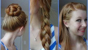 Fast Cute Hairstyles for School so Quick Easy Cute Hairstyles for School Girls New