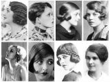 Female Hairstyles In the 1920s Hairstyles From the 1920 S I Want the First Ones Left From Right