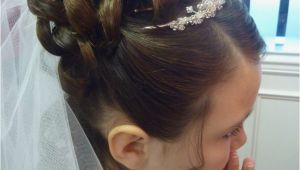 First Communion Hairstyles for Short Hair Short Hairstyles First Munion Hairstyles for Short