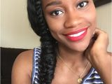 Fishtail Braid Hairstyles for African Americans African American Fishtail Braids Hairstyles Best Black