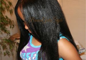 Flat Iron Hairstyles for Black Girls Little Black Girls Natural Hair Flat Ironed Back to School Washday